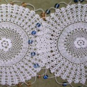 Beaded Jug Covers