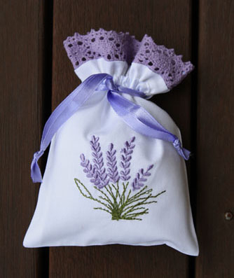 Lavender Dreams Bag Filled