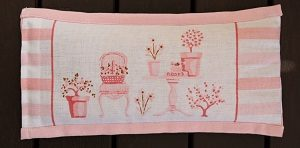Heat Pillow Filled - Provence Rose