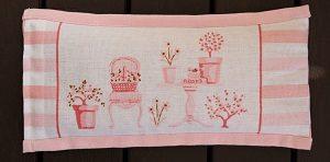 Heat Pillow Empty - Provence Rose