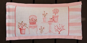 Heat Pillow Empty - Provence Rose