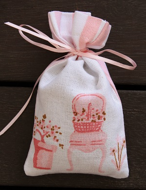 Provence Rose - Lavender/Pot Pourri Bag Filled