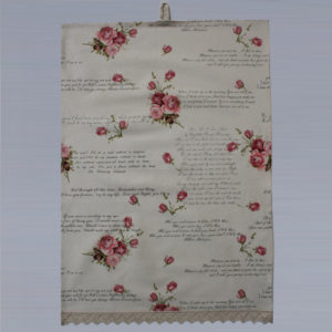 Tea Towel - Love Letters