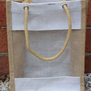 Unprinted Gourmet Bag