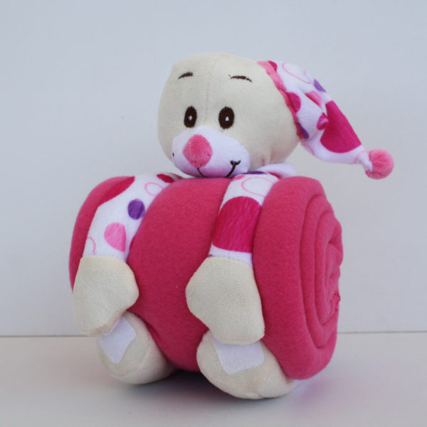 Baby Blankets with Toys